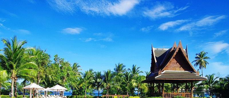 Welness resort in Thailand