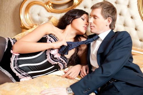 Rijke vrouwen voor seks