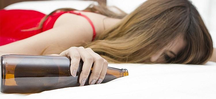 alcohol en seks