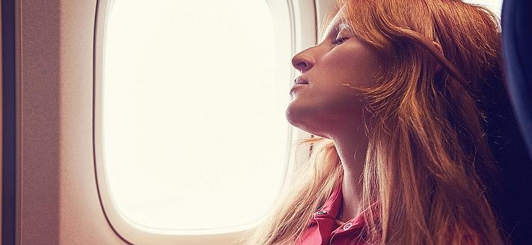 eerste keer seks in het vliegtuig